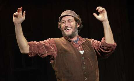 "Yehezkel Lazarov plays Tevye in the touring production of ""Fiddler on the Roof"" that's coming to the Majestic Theatre."