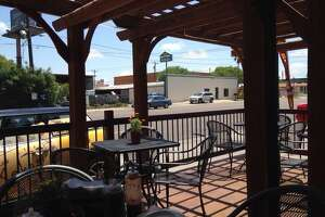 Las Kekas   Come for the Mexican food stay for the laid back vibe at this Laredo mainstay. Located at 3914 McPherson.