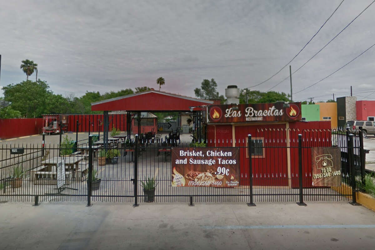 Las BracitasWhat's more Texan than barbecue on the patio? Enter Las Bracitas located on 310 East Saunders.