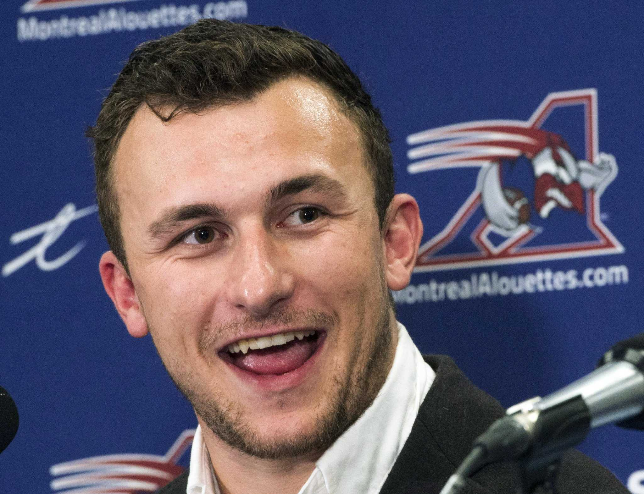 Timing wasn't right for San Antonio Commanders to add Manziel