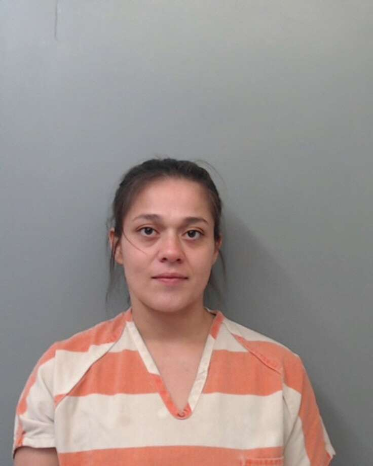 Alejandra Ramos, 29, was charged with assault, family violence and injury to a child. Photo: Webb County Sheriff's Office