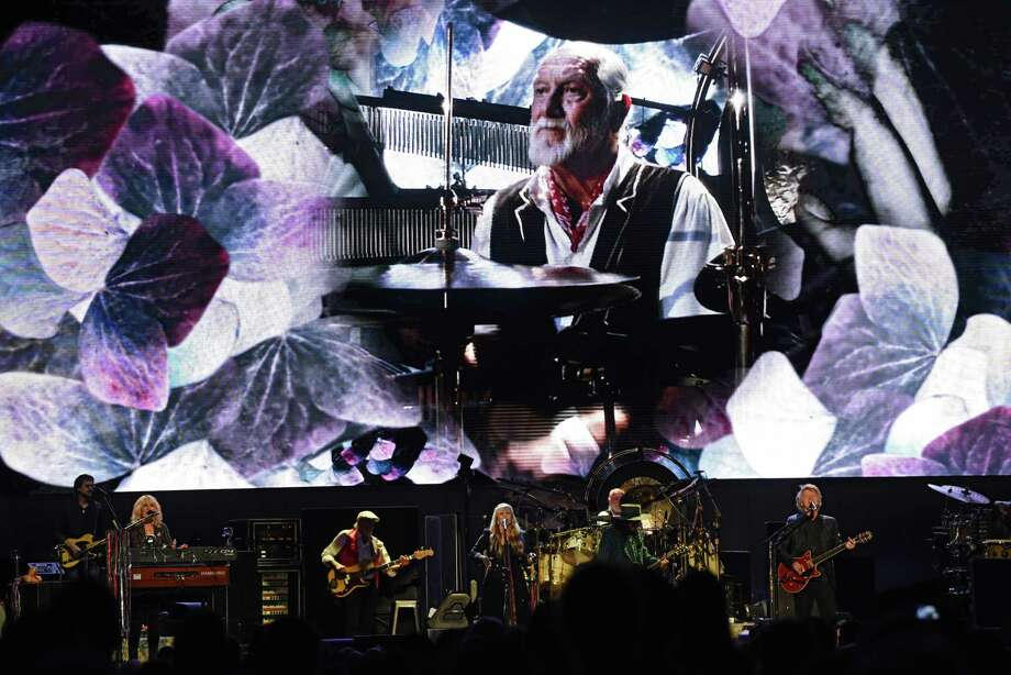 Fleetwood Mac performs at the Times Union Center during their farewell tour on Wednesday, March 20, 2019 in Albany, N.Y. (Lori Van Buren/Times Union) Photo: Lori Van Buren, Albany Times Union / 40046463A