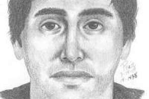 A sketch of the suspect who allegedly entered a Palo Alto woman's bedroom and sat on her bed.