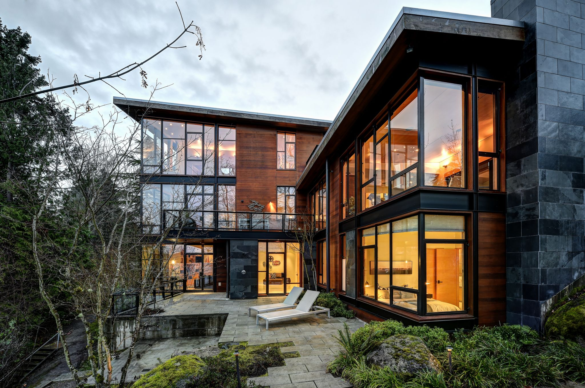 Gorgeous Prentiss-designed custom waterfront home asks $4.2M