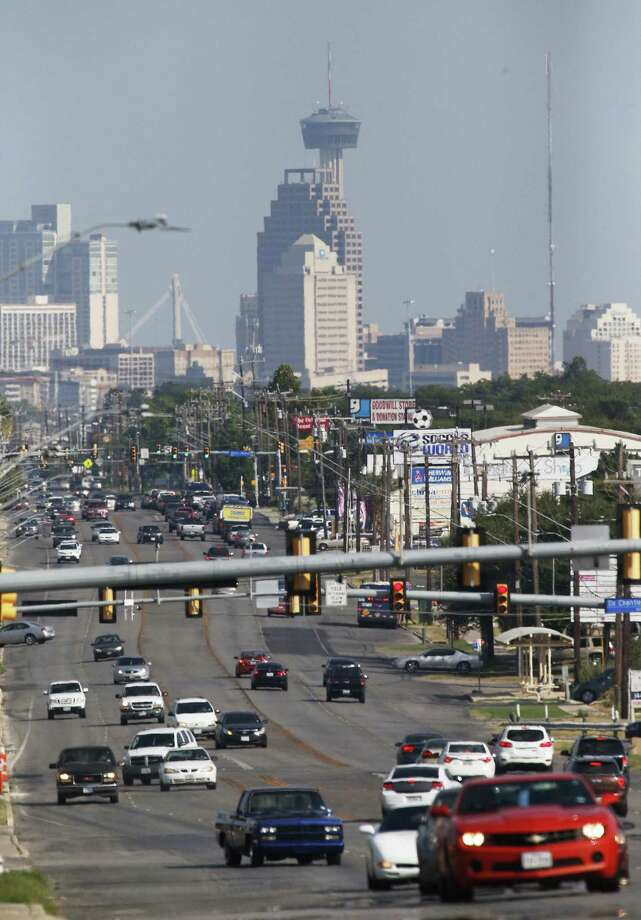 Researchers have found that an estimated 24 deaths annually could be avoided if the area's ozone level drops to 70 parts per billion or below. >>> Click through for a look at the hottest days in San Antonio history >>> Photo: Kin Man Hui /Staff Photographer / ©2016 San Antonio Express-News