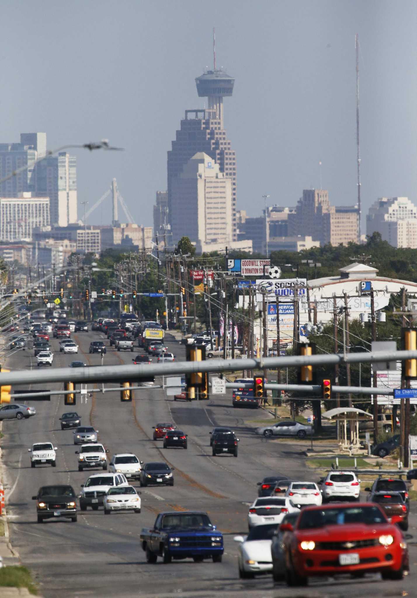 Ozone warning issued for San Antonio