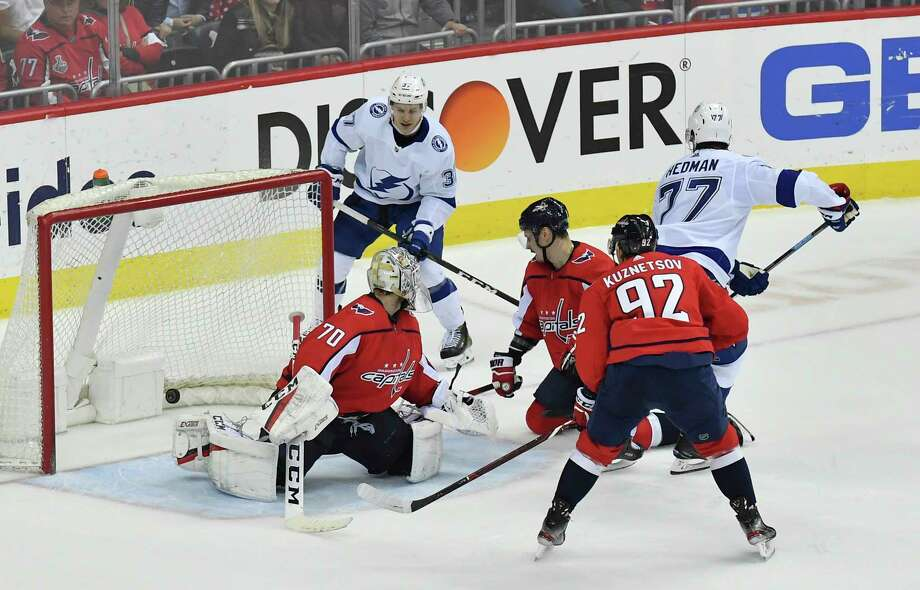 b0b6694ff3c Lightning top Capitals in OT after chippy potential playoff preview ...