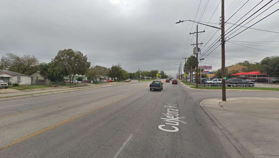 A motorcyclist was killed late Wednesday after he smashed into a pickup truck that pulled out in front of him on the West Side, police said. Photo: Google Maps
