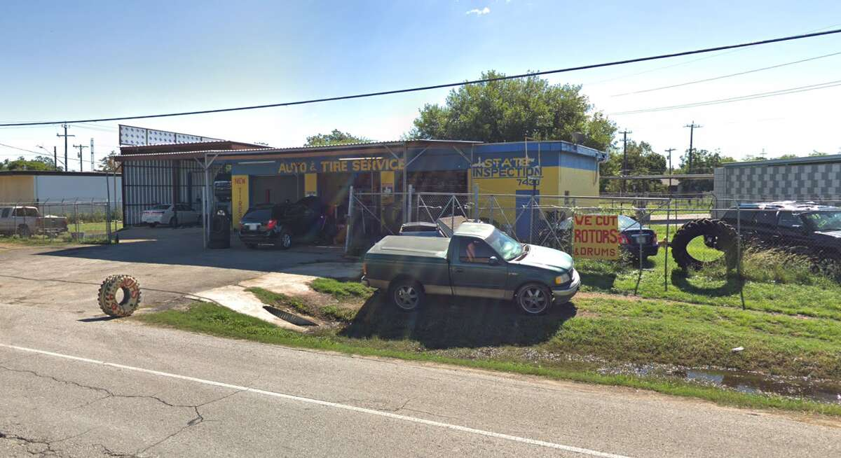 The driver picked up the two suspects at an unknown location and took them to the 7400 block of New Laredo Highway at about 8:20 a.m., where they shot him.