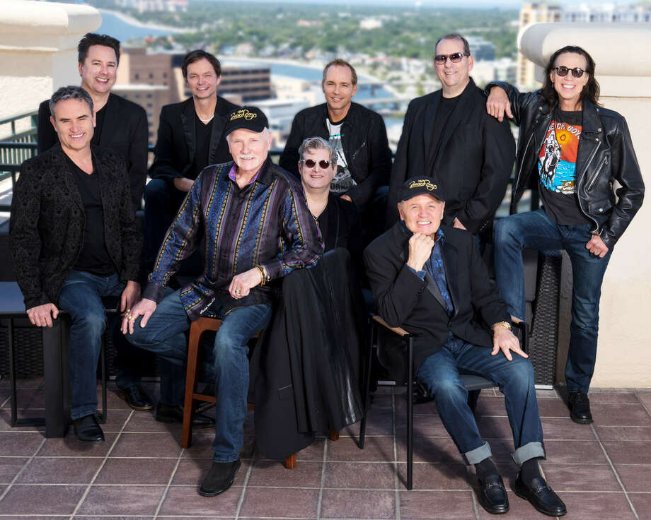 The Beach Boys with special guest John Stamos. 7:30 p.m. Friday at Wagner Noel Performing Arts Center Photo: Courtesy Photo