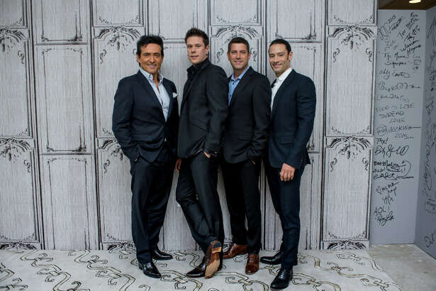 Il Divo at the Wagner Noel PAC, 8 p.m. Sunday