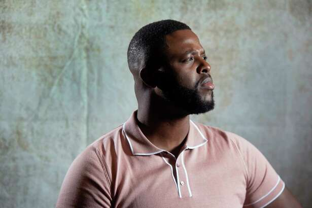 """Winston Duke stars in """"Us."""" The actor is best known for his role as M'Baku in """"Black Panther."""""""