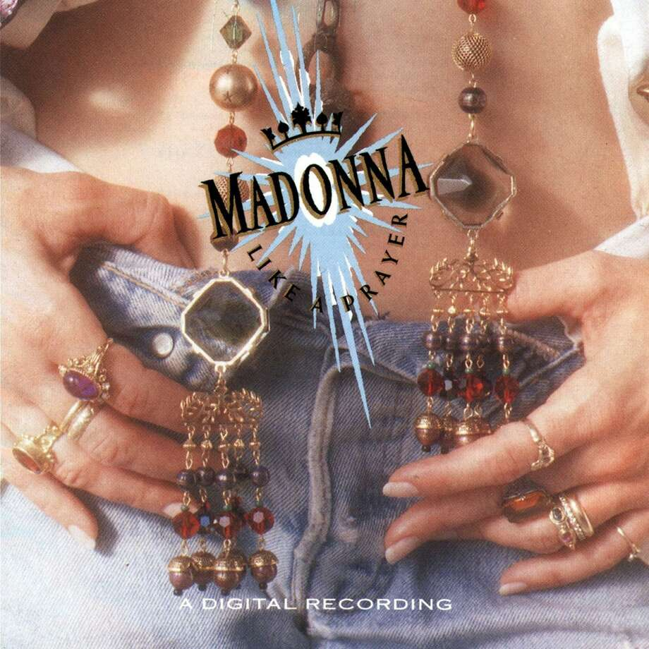 'Like a Prayer' transformed Madonna from pop starlet to serious artist. Photo: Album Artwork