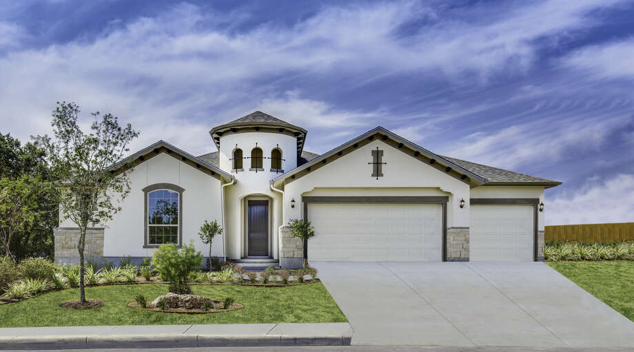 Builder:Jeffrey Harrison Homes Community:The Preserve at Singing Hills Address:562 Singing Creek Bulverde, TX 78070 Price:$352,990    Photo: Jeffery Harrison Homes