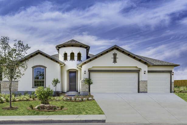 Builder:Jeffery Harrison Homes Community:The Preserve at Singing Hills Address:562 Singing Creek Bulverde, TX 78070 Price:$352,990