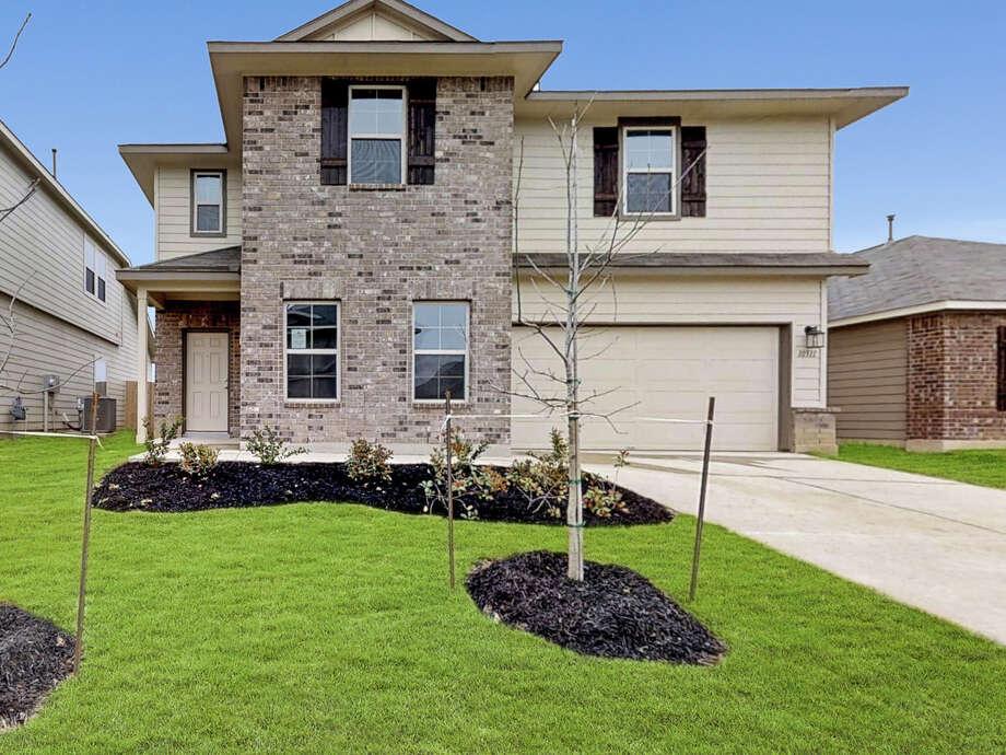 Builder: M/I Homes  Community: Paloma  Address: 10511 Pablo Way Price: Custom Photo: M/I Homes