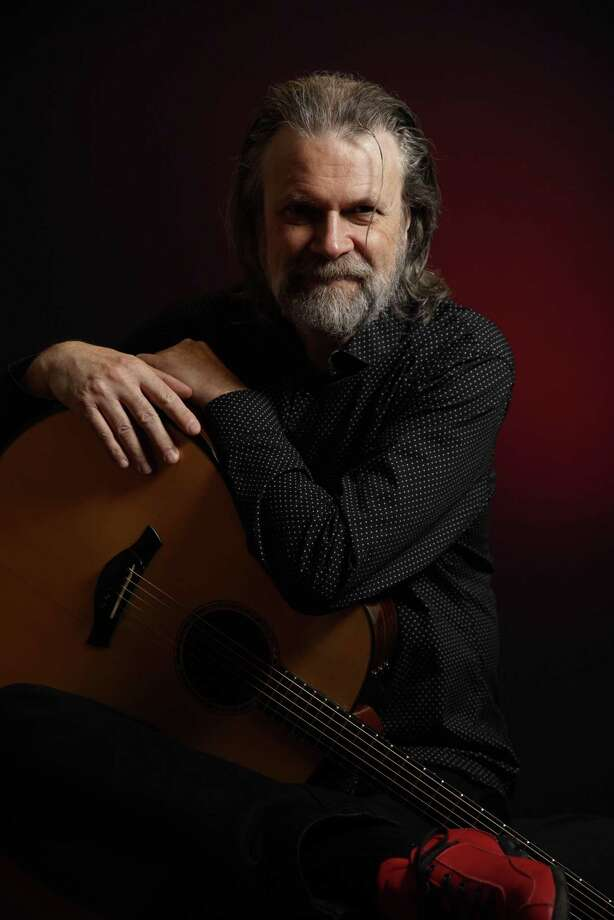 Beppe Gambetta performs at the Acoustic Celebration concert series in Ridgefield on Sunday, March 24. Photo: Contributed