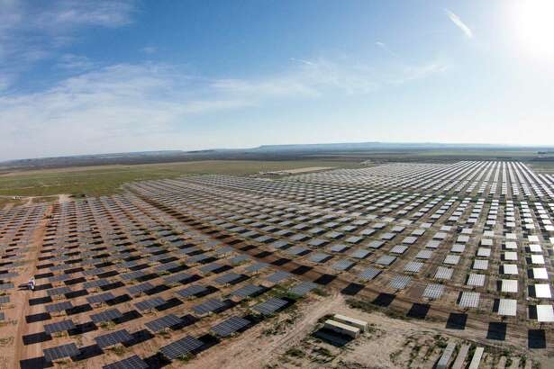 OCI Solar Power is building the 110-megawatt, Alamo 6 solar farm in Iraan in West Texas to provide renewable power to the city of San Antonio. The project is slated to come online by the end of the year. OCI signed a long-term power contract with San Antonio's municipal utility, CPS Energy.