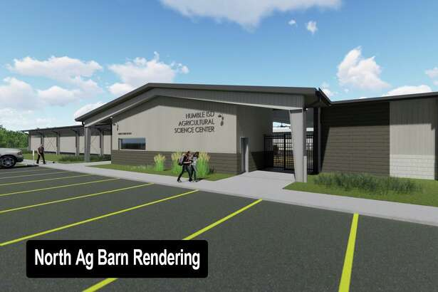 The North Ag Barn will be located on Ford Road and will be completed by 2020.