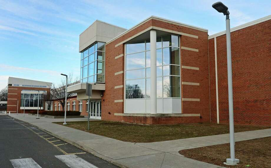 Brien McMahon High School. Photo: Erik Trautmann / Hearst Connecticut Media / Norwalk Hour