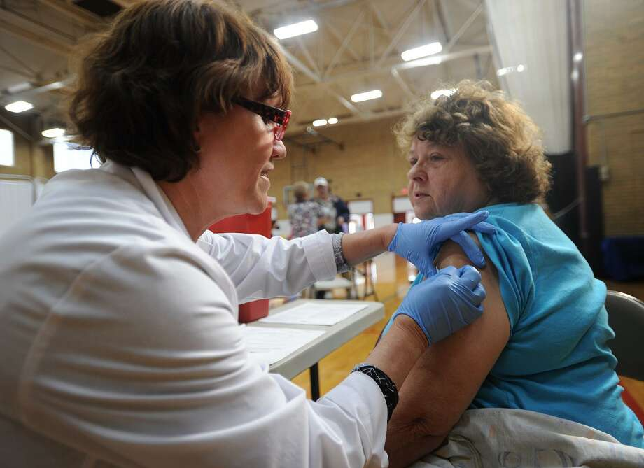 This week brings a cooler Fall weather to Houston, as as doctors, the Texas Department of State Health Services have provided medical tips and statistics for how to best prepare for the upcoming flu season.  Photo: Brian A. Pounds / Hearst Connecticut Media / Connecticut Post
