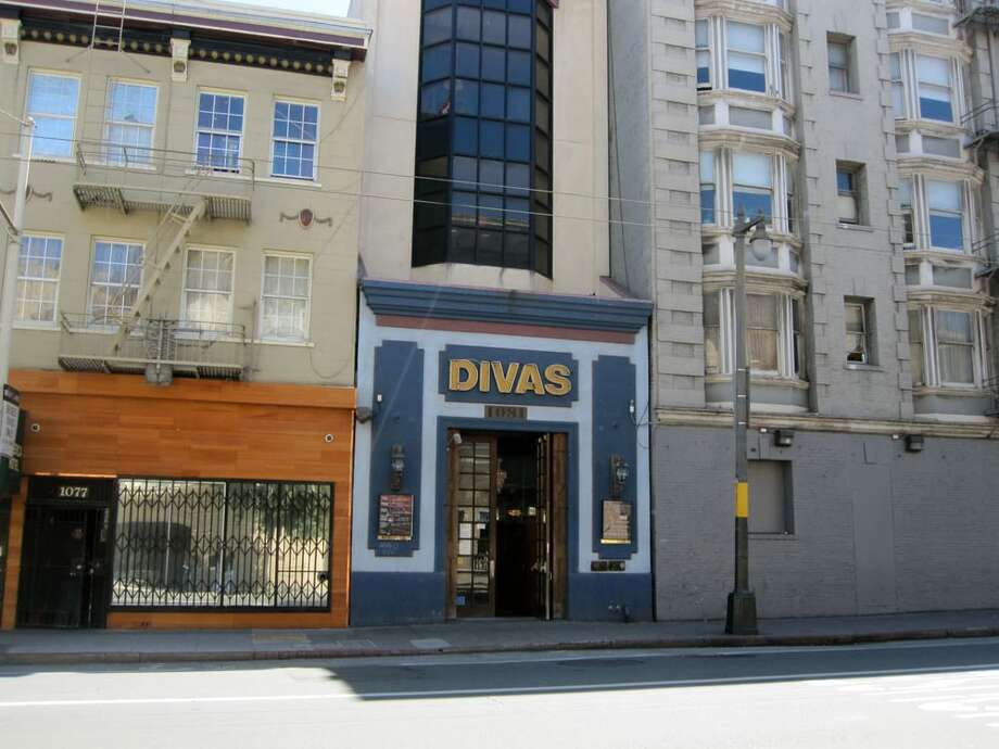 San Francisco's fabled transgender bar and nightclub Divas at 1081 Post St. will be closing its doors at the end of the month after holding one last big party on March 30. Photo: Yelp / Kevin Y.