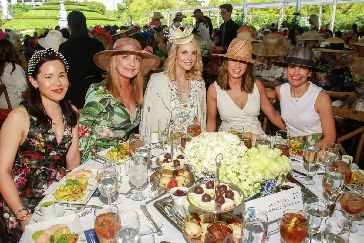 HERMANN PARK CONSERVANCY'S HAT IN THE PARK LUNCHEON - CANCELED