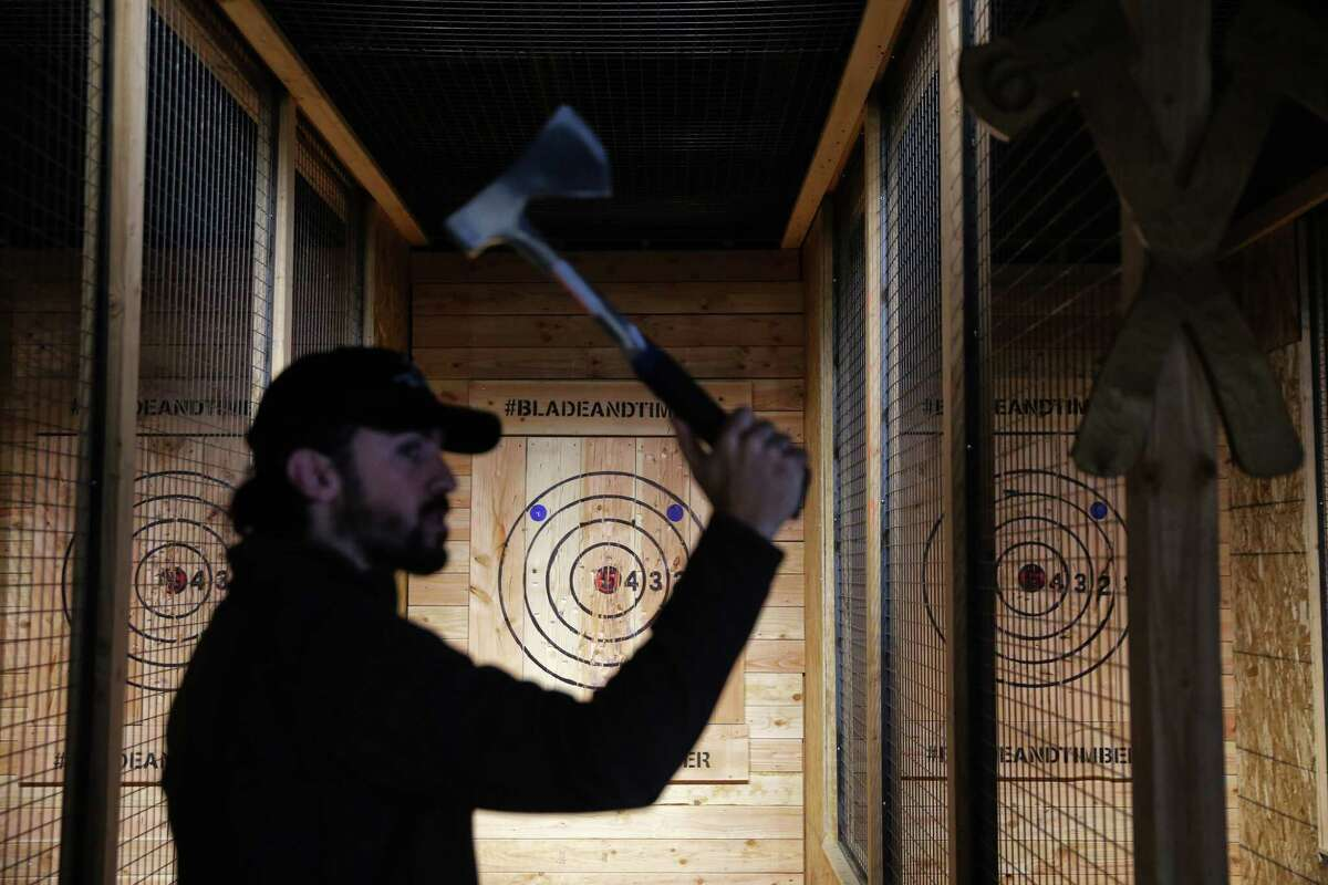 Throw an axe on Capitol Hill Axe-throwing is becoming more and more popular, but Seattleites have had the chance to throw a couple of hatchets on Capitol Hill for almost a year now. Blade and Timber offers fun in hour-long blocks. This author's advice? Grab a group of six and rent out a stall or two for an hour. It's an easy way to split the cost but maximize the fun, like bowling.
