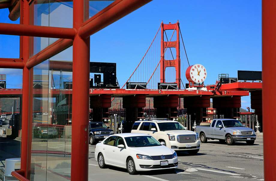 TV show filming prompts traffic delays on Golden Gate Bridge