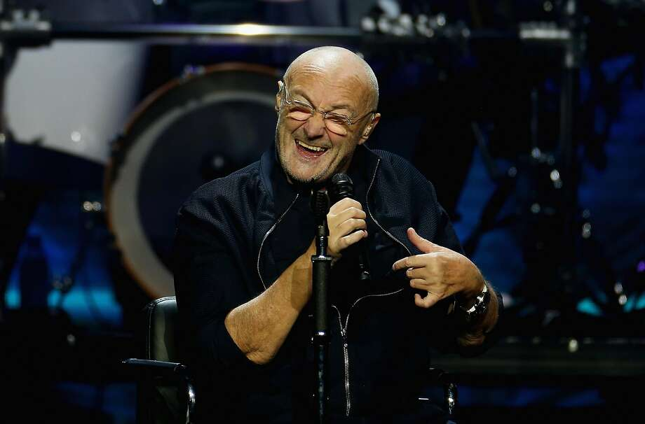"1980s pop star Phil Collins won't be making a stop in San Antonio during his ""Still Not Dead Yet Live!"" music tour. Photo: Don Arnold, WireImage/Getty"
