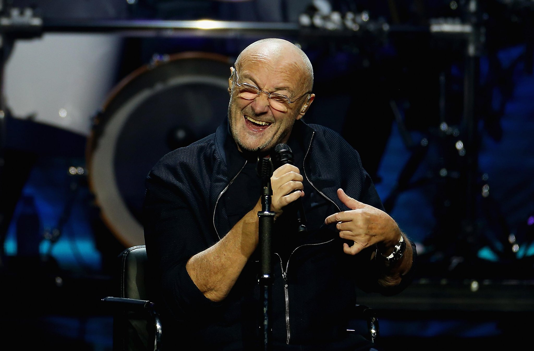 Celebrated Alamo patron Phil Collins skipping San Antonio during concert tour