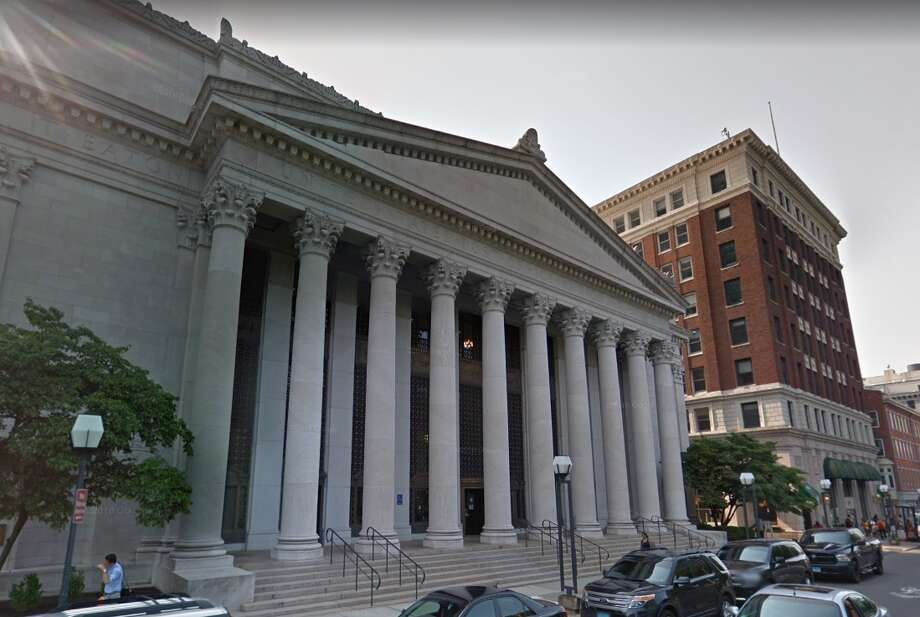U.S. District Courthouse in New Haven. Photo: Google Maps