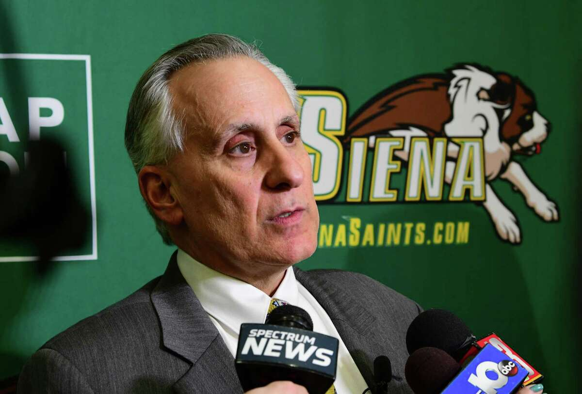 Siena athletic director John D'Argenio says equity and Title IX is something that is considered when any decision about athletics is being made.