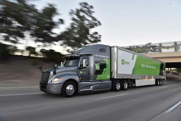 Autonomous Semi Trucks Coming To I 10 Soon