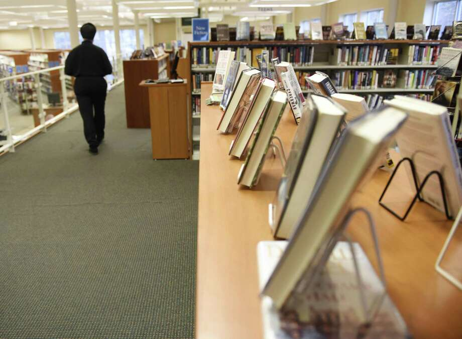 Stamford's proposed capital budget for Fiscal Year 2019-20 has $250,000 set aside to remediate mold at Ferguson Library. Photo: Tyler Sizemore / Hearst Connecticut Media / Greenwich Time