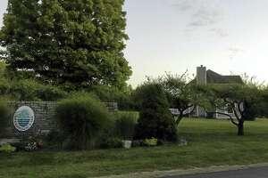 The Woodridge Lake housing development, as seen in October.