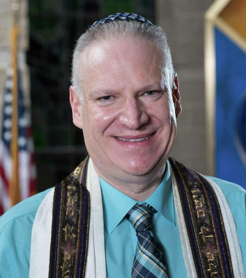 Rabbi Mitchell Hurvitz Photo: Contributed / Contributed Photo / Mark Liflander