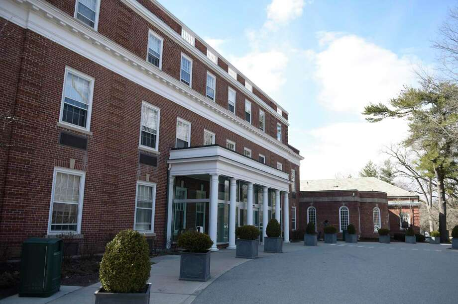 The Nathaniel Witherell short-stay rehabilitation and nursing home in Greenwich, Conn. Tuesday, March 19, 2019. The Town of Greenwich is considering potential options for operating the Nathaniel Witherell. Photo: Tyler Sizemore / Hearst Connecticut Media / Greenwich Time