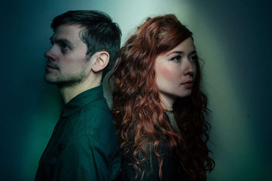 THE SEA DITTO: Upstate New York based indie folk-pop duo-band The Sea The Sea will play at mActivity in New Haven at 7 p.m. Sunday, March 24, with Ebin Rose Trio. Tickets are $15 at brownpapertickets.com. Photo: The Sea The Sea / Contributed Photo