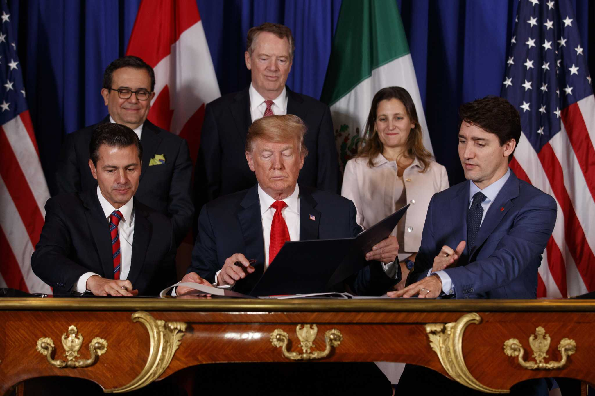 houstonchronicle.com - Erin Douglas - U.S. exports get more competitive in NAFTA countries while losing ground in China