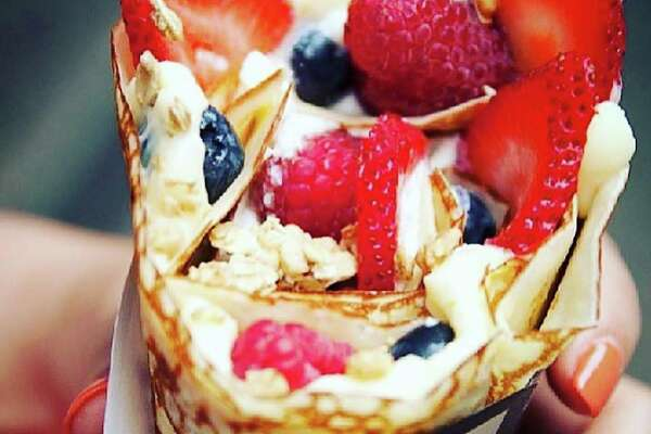 Eight Turn Crepe, specializing in sweet and savory Japanese crepes opens March 23 at 23119 Colonial Parkway in Katy.