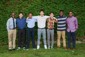 The 2019 scholars for A Better Chance of Westport.