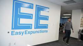 Easy Expunctions, a San Antonio startup, recently moved into a bigger office.