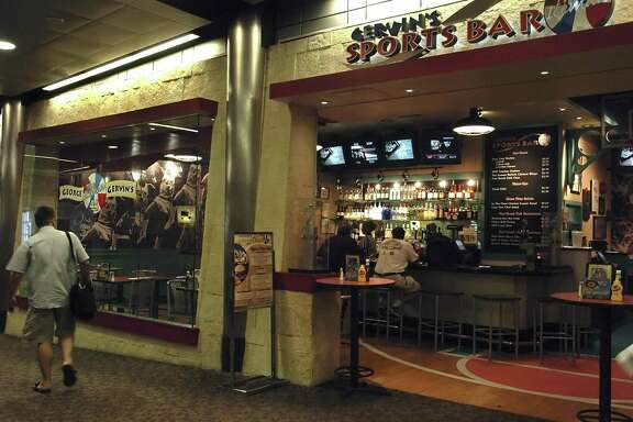 Gervin's Sports Bar at the San Antonio International Airport will close in about a year after Host International lost its concessionaire contract with the city. Paradies Lagardère was chosen by the San Antonio City Council over Host, and Paradies is planning to replace eight current businesses at the airport, including the Ice Man's sports bar, with new ones including the Smoke Shack and Sip Brew Bar and Market.