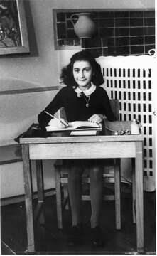 Still in living memory - Anne Frank and the Holocaust