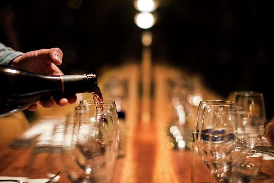 Napa and Sonoma bottles rise to the top of American wine lists. Again