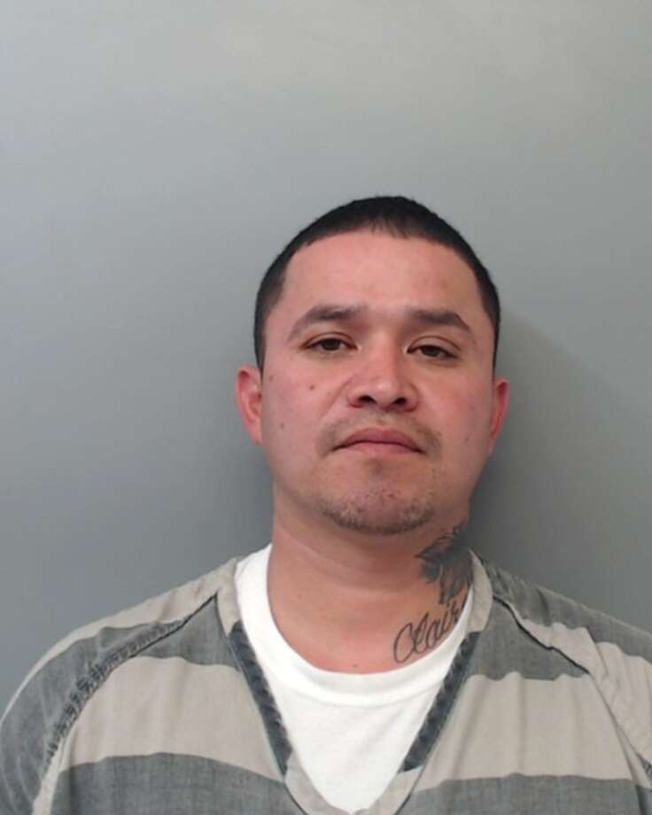 Jose Eduardo Bryand, 37, was charged with theft of property. Photo: Webb County Sheriff's Office