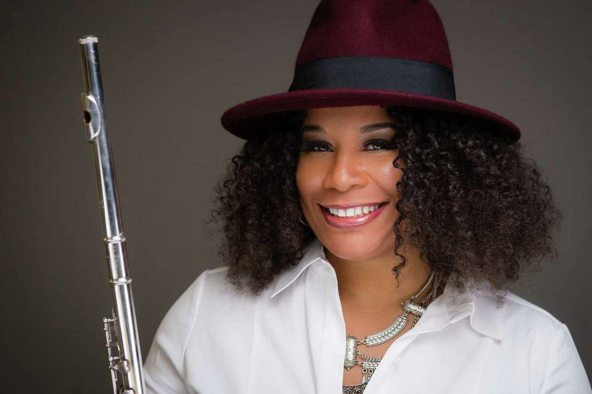 Balcones Heights Jazz Festival: Ragan Whiteside, a flutist whose single
