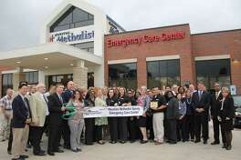 Houston Methodist Willowbrook Hospital holds blessing and open house for Spring Emergency Care Center.