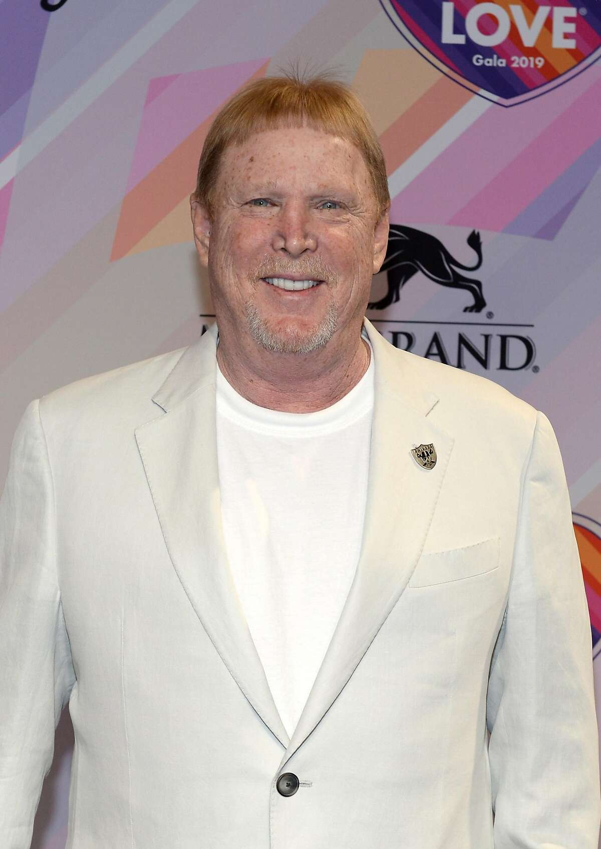 LAS VEGAS, NEVADA - MARCH 16: Mark Davis attends the 23rd annual Keep Memory Alive 'Power of Love Gala' benefit for the Cleveland Clinic Lou Ruvo Center for Brain Health at MGM Grand Garden Arena on March 16, 2019 in Las Vegas, Nevada. (Photo by Bryan Steffy/Getty Images for Keep Memory Alive)